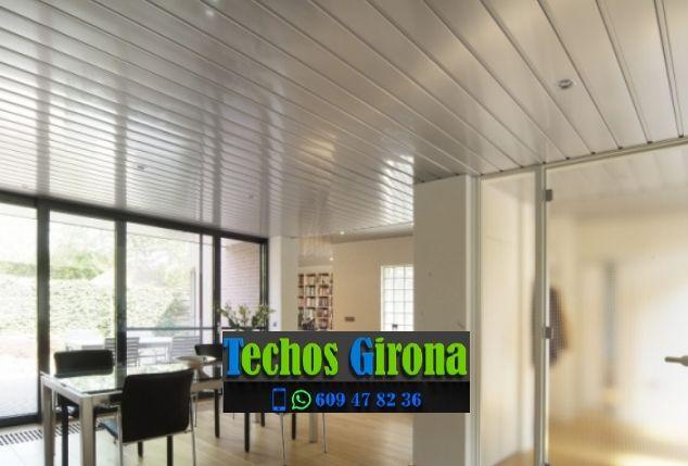 Presupuestos de techos de aluminio en Verges Girona