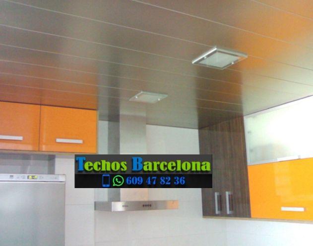 Presupuestos de techos de aluminio en Vic Barcelona