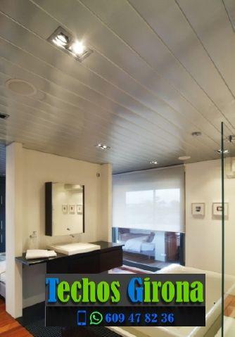 Presupuestos de techos de aluminio en Vidrà Girona