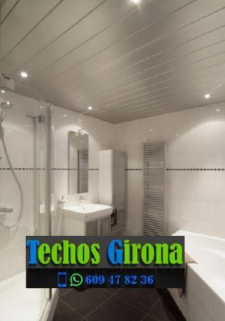 Presupuestos de techos de aluminio en Vidreres Girona
