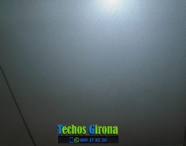Presupuestos de techos de aluminio en Vilademuls Girona