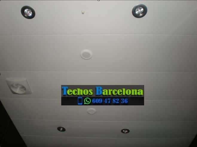 Presupuestos de techos de aluminio en Vilafranca del Penedès Barcelona