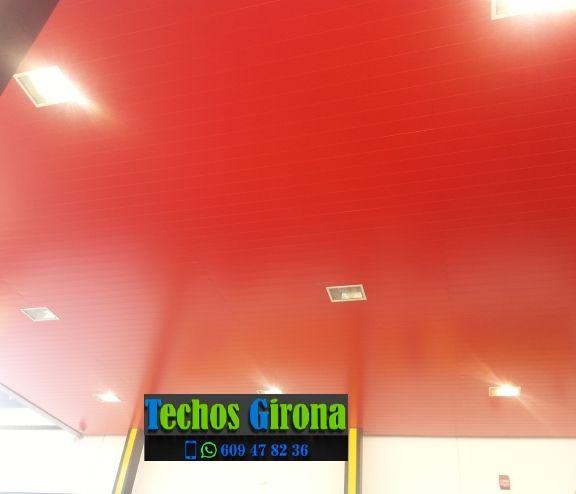 Presupuestos de techos de aluminio en Vilanant Girona