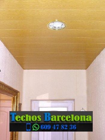 Presupuestos de techos de aluminio en Vilanova de Sau Barcelona