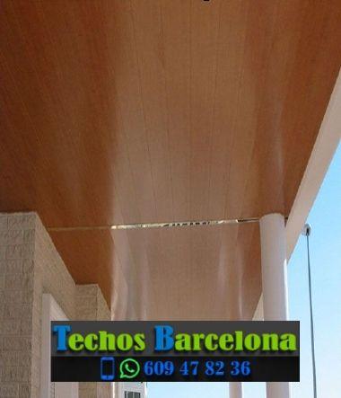 Presupuestos de techos de aluminio en Vilanova del Vallès Barcelona