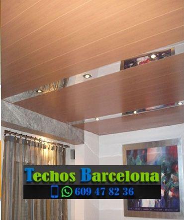 Presupuestos de techos de aluminio en Vilassar de Mar Barcelona