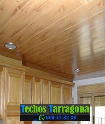 Presupuestos de techos de aluminio en Vilaverd Tarragona