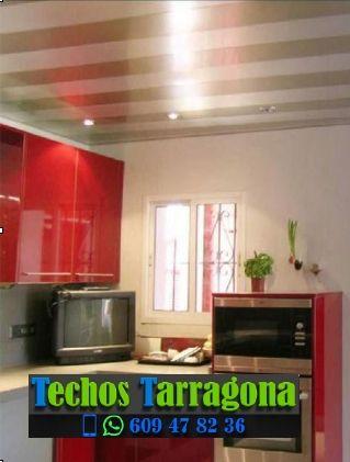 Presupuestos de techos de aluminio en Vinebre Tarragona