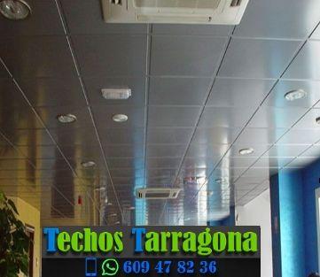 Presupuestos de techos metálicos Tarragona Catalunya