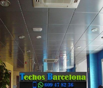 Presupuestos económicos techos metálicos Barcelona