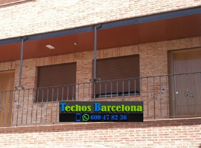 Techos de aluminio en Abrera Barcelona
