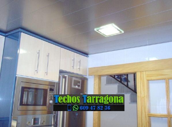 Techos de aluminio en Alcanar Tarragona