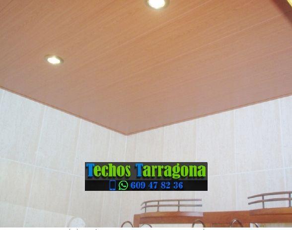 Techos de aluminio en Aldover Tarragona