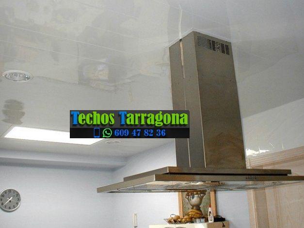 Techos de aluminio en Alió Tarragona