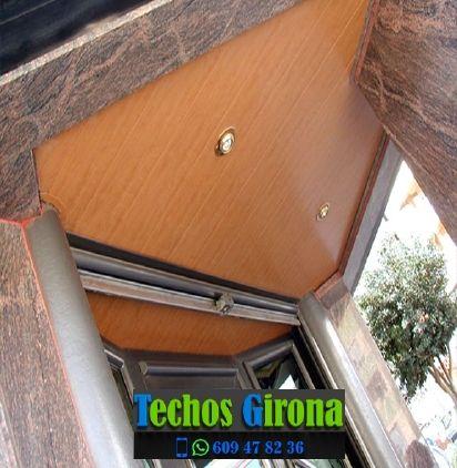 Techos de aluminio en Amer Girona