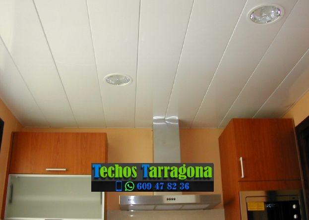 Techos de aluminio en Arbolí Tarragona