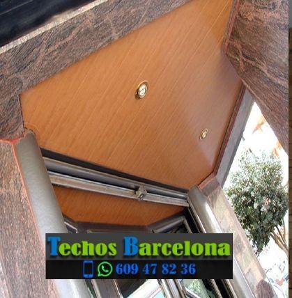 Techos de aluminio en Artés Barcelona
