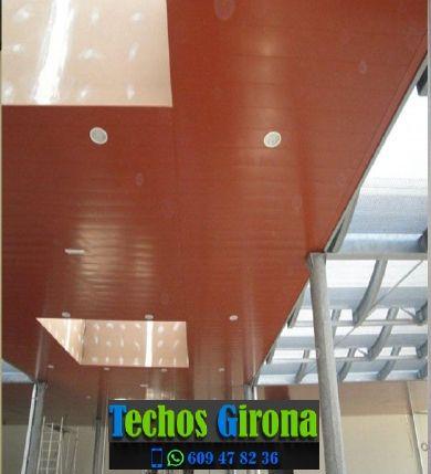 Techos de aluminio en Avinyonet de Puigventós Girona