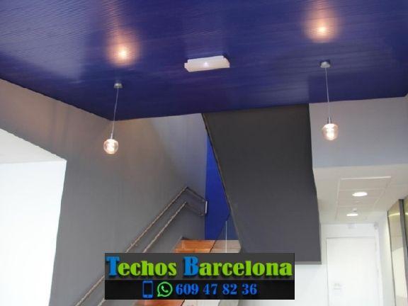 Techos de aluminio en Barcelona Catalunya