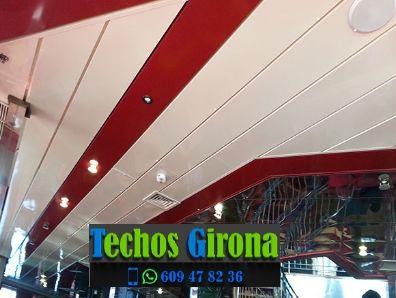 Techos de aluminio en Bàscara Girona