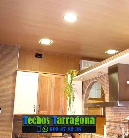 Techos de aluminio en Batea Tarragona