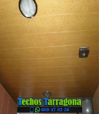 Techos de aluminio en Benifallet Tarragona