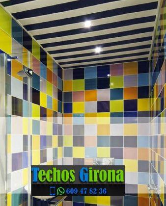 Techos de aluminio en Bescanó Girona