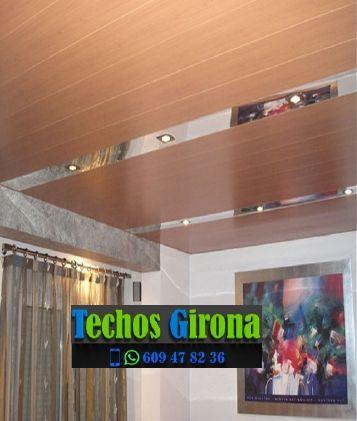 Techos de aluminio en Beuda Girona