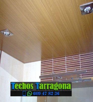 Techos de aluminio en Blancafort Tarragona