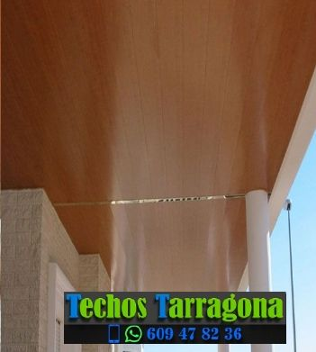 Techos de aluminio en Bonastre Tarragona