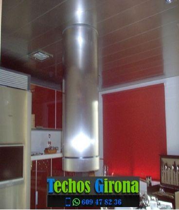 Techos de aluminio en Bordils Girona