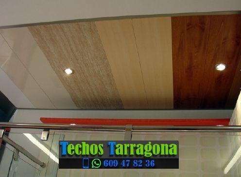 Techos de aluminio en Cabacés Tarragona