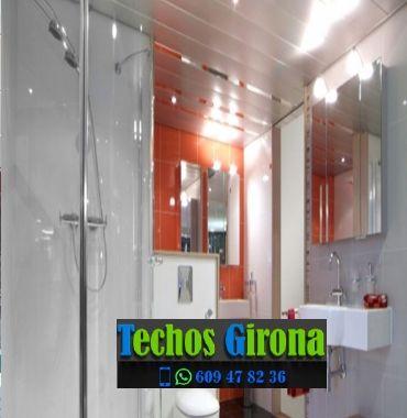 Techos de aluminio en Cabanelles Girona