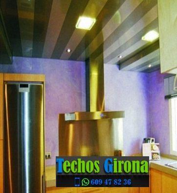 Techos de aluminio en Cadaqués Girona