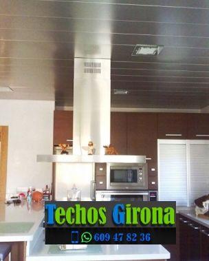 Techos de aluminio en Calonge Girona