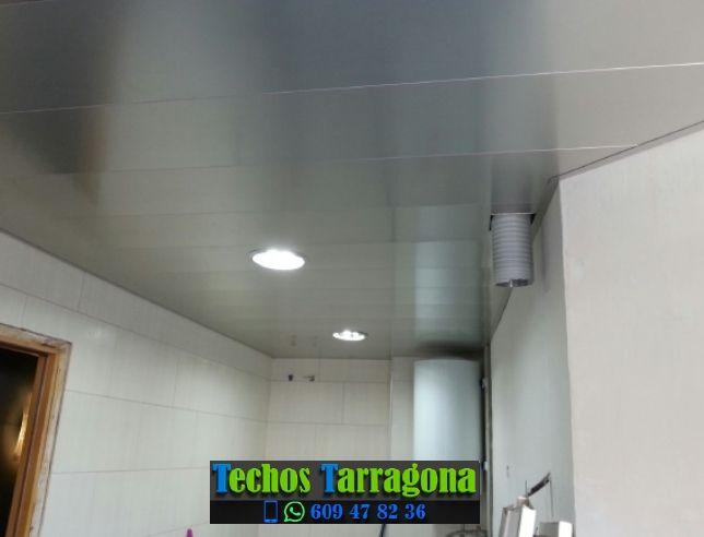Techos de aluminio en Capafonts Tarragona