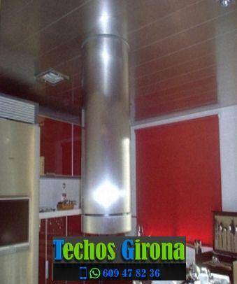 Techos de aluminio en Cassà de la Selva Girona