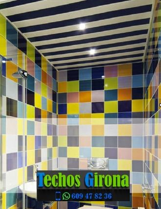 Techos de aluminio en Colera Girona