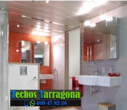 Techos de aluminio en Colldejou Tarragona