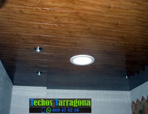 Techos de aluminio en Cornudella de Montsant Tarragona