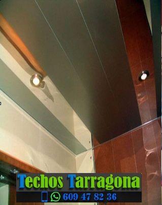 Techos de aluminio en Creixell Tarragona