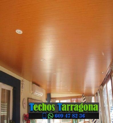 Techos de aluminio en Cunit Tarragona