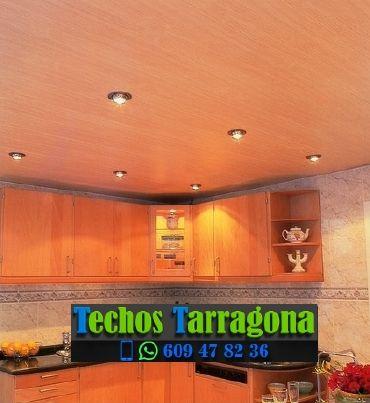 Techos de aluminio en Duesaigües Tarragona