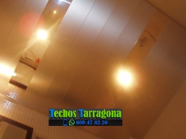 Techos de aluminio en El Milà Tarragona