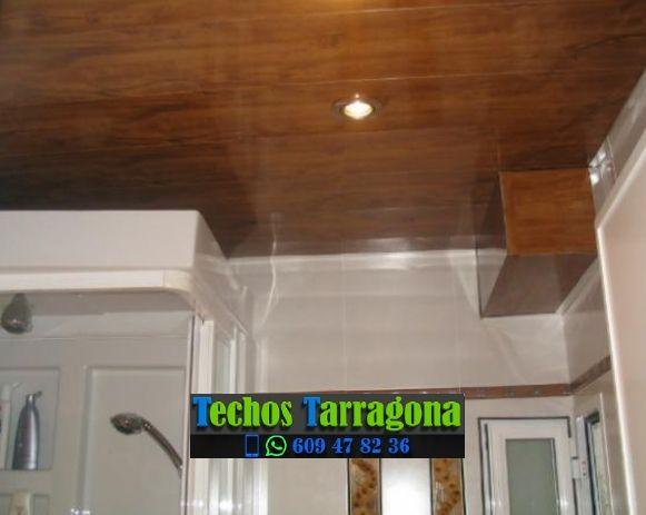 Techos de aluminio en El Molar Tarragona