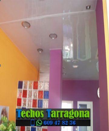Techos de aluminio en El Pinell de Brai Tarragona