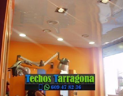 Techos de aluminio en Els Garidells Tarragona