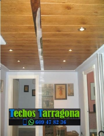 Techos de aluminio en Els Guiamets Tarragona