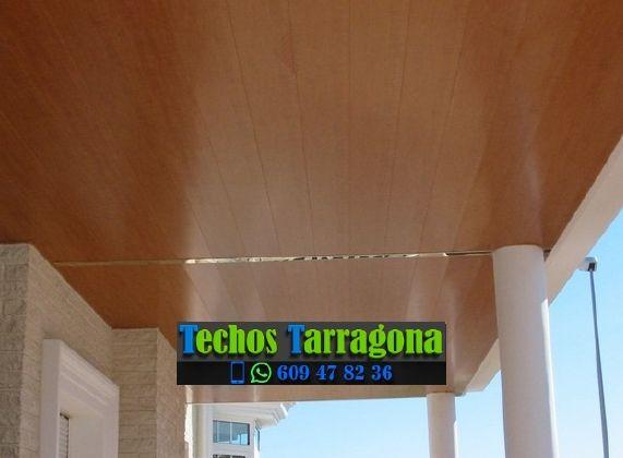Techos de aluminio en Els Pallaresos Tarragona