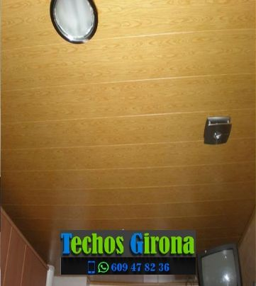 Techos de aluminio en Espolla Girona